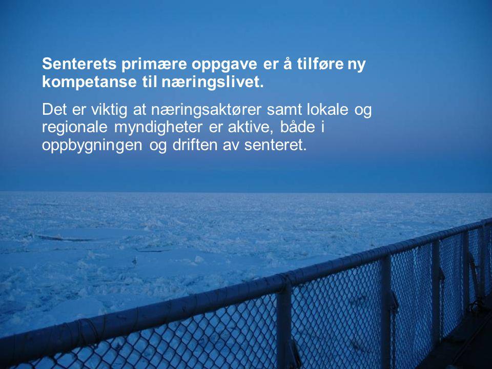 9 Tromsø-regionen er tett på utfordringene i nordområdene.