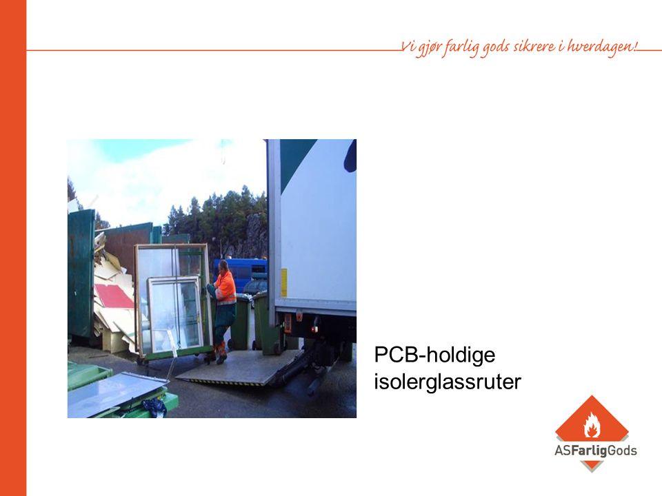 PCB-holdige isolerglassruter