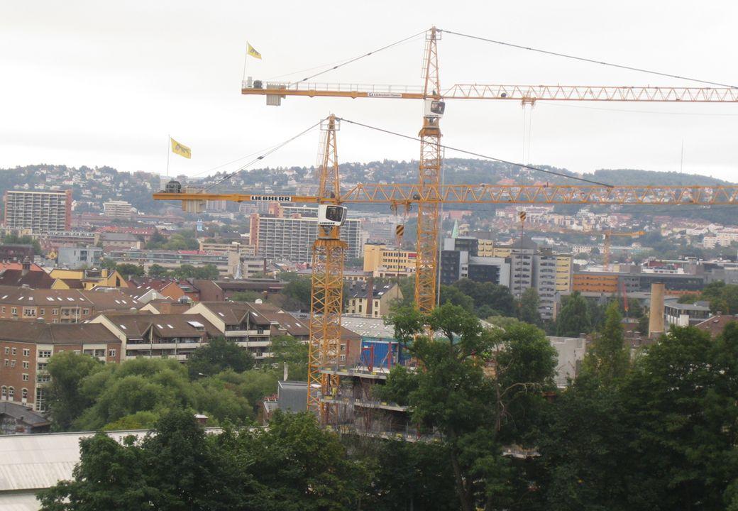 Løsningsforslag for tyngre bygningsmaterialer Forskning Regelverk Håndheving