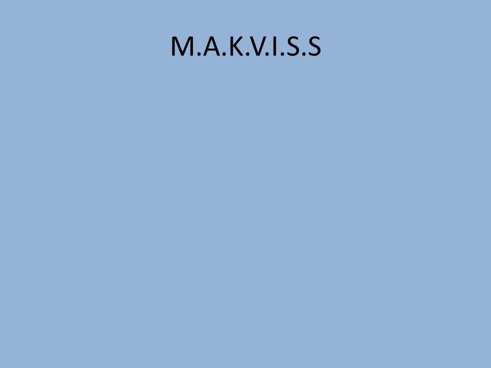 M.A.K.V.I.S.S