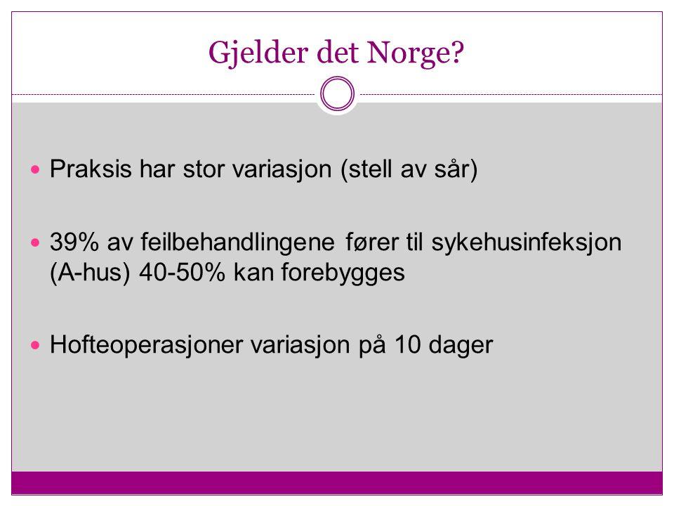 Gjelder det Norge.