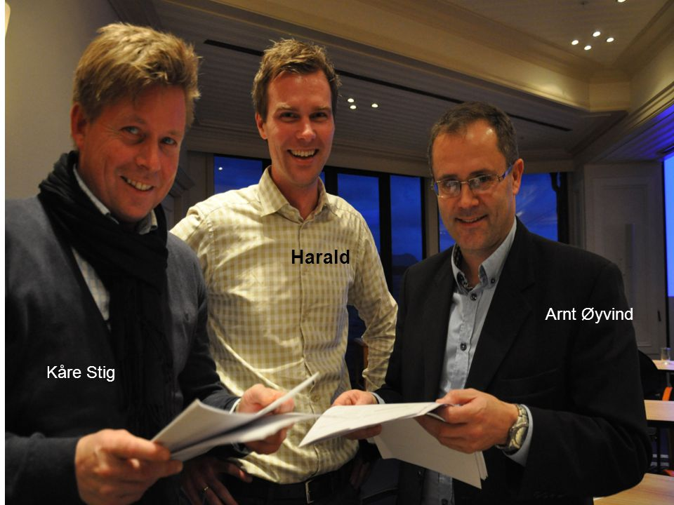 Kåre Stig Harald Arnt Øyvind