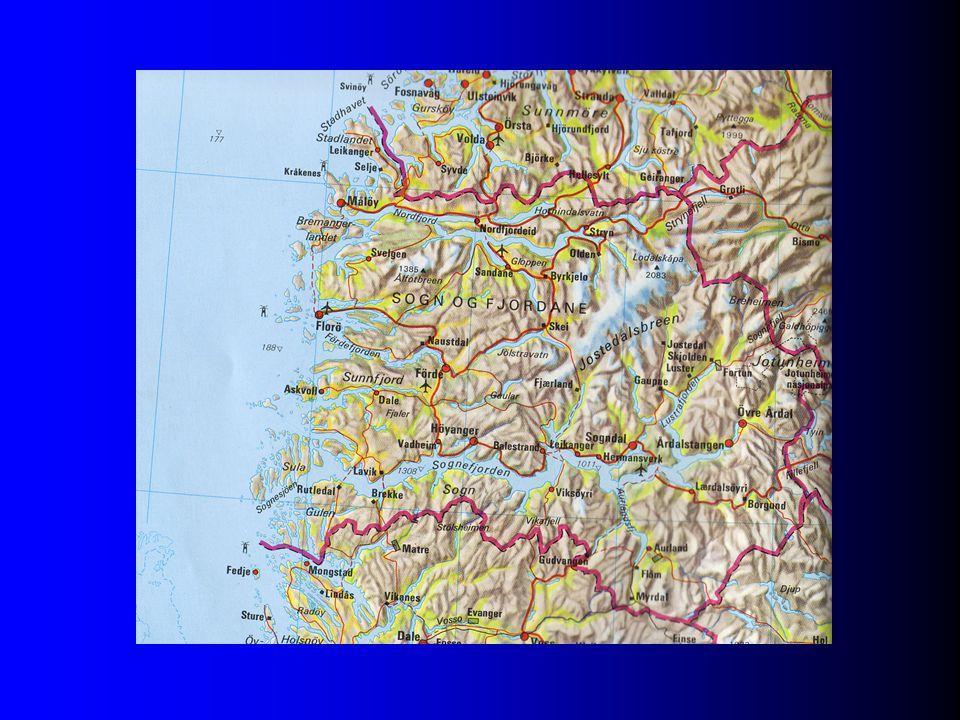 Nordfjord Legevakt 2004 Stryn, Hornindal, Eid, Vågsøy Lokalisert i mottaksavd.