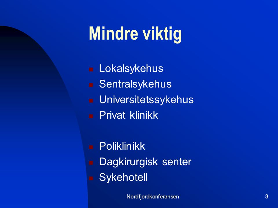 Nordfjordkonferansen13