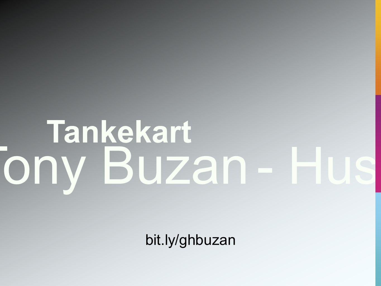 Tony Buzan - Husk bit.ly/ghbuzan