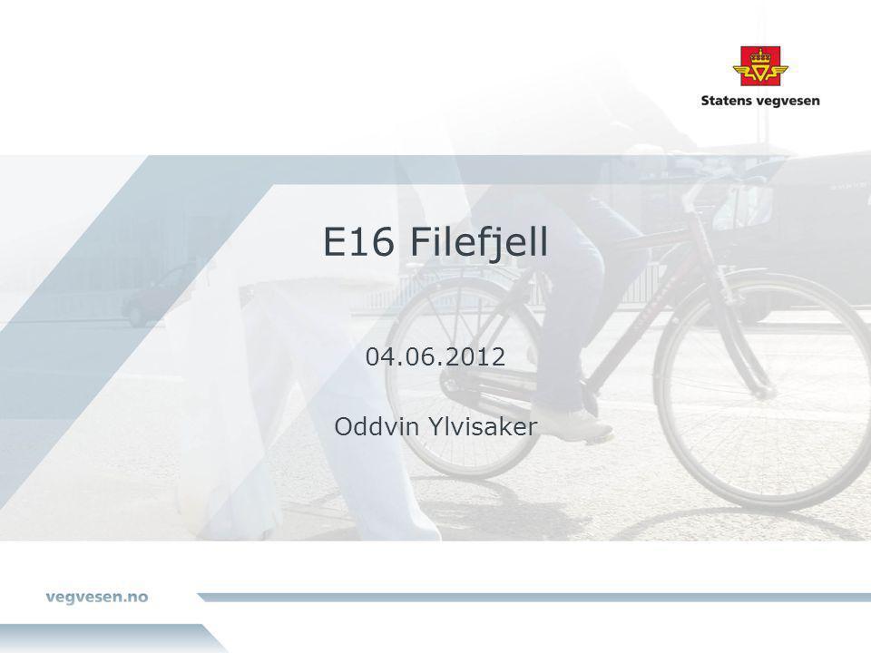 E16 Filefjell 04.06.2012 Oddvin Ylvisaker