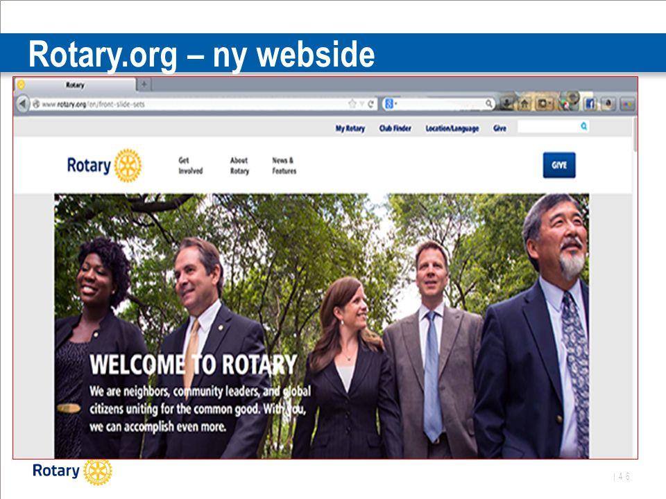 | 46 Rotary.org – ny webside