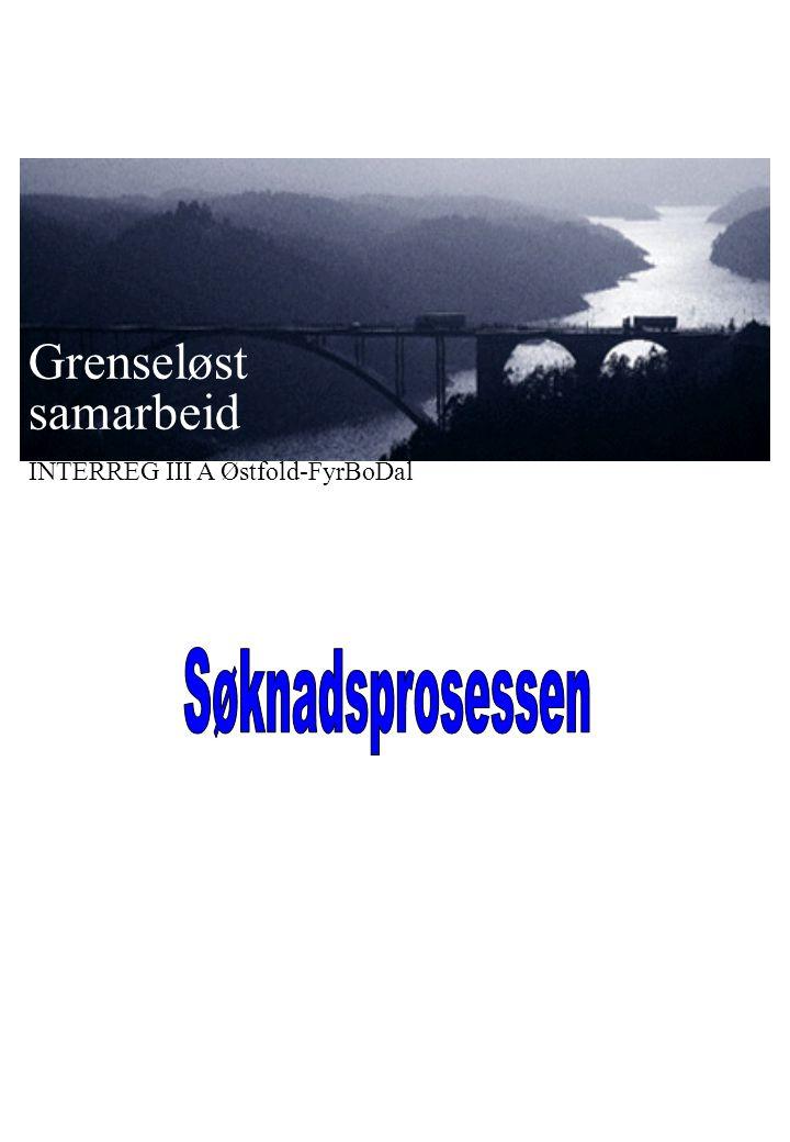 Grenseløst samarbeid INTERREG III A Østfold-FyrBoDal