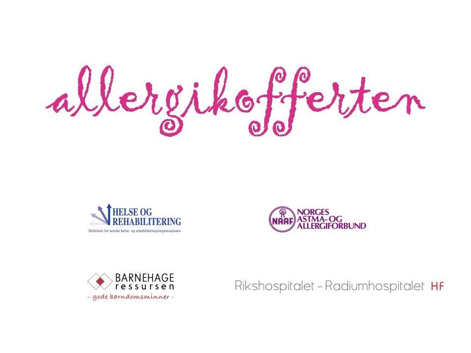 Prosjektmedarbeidere Barneklinikken Voksentoppen, Rikshospitalet – Radiumhospitalet Ragnhild Halvorsen (overlege, prosjektansvarlig) Marie Sørumshagen (helsesøster) Marte W.