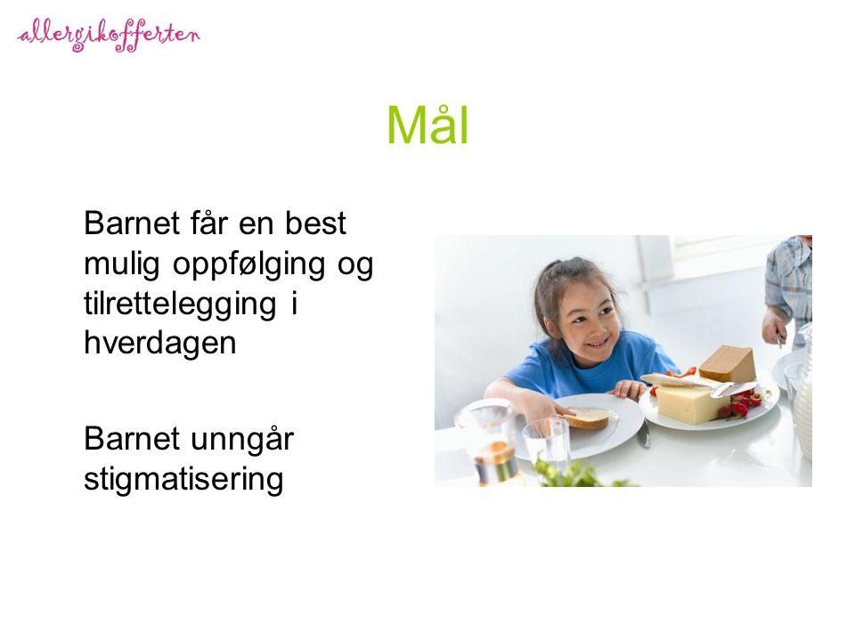 Allergikofferten Allergisykepleiere , helsesøstere og informatører i Norges Astma- og Allergiforbund er aktuelle ressurspersoner Ønskelig å gi muntlig informasjon om matvareoverfølsomhet samt om materiellet når Allergikofferten deles ut Materiellet er gratis
