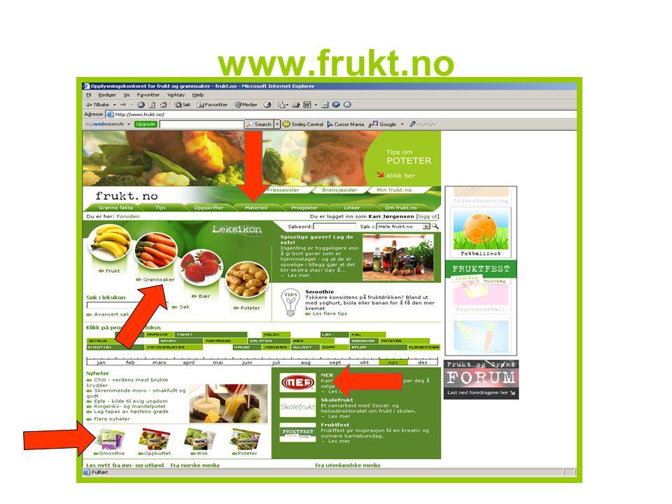 www.frukt.no