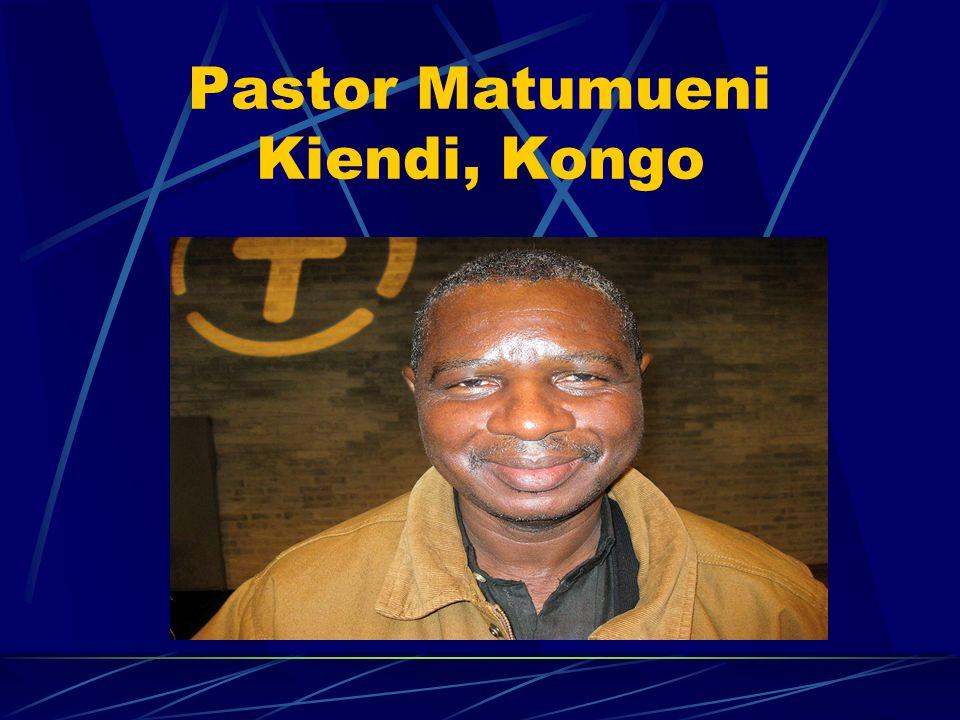 KONGO-BRAZZAVILLE Evangelister og pastorer på den Teologiske Høyskolen på Mansimou. Menighetsplanting og ledertrening Kvinner og barns rettigheter DNM