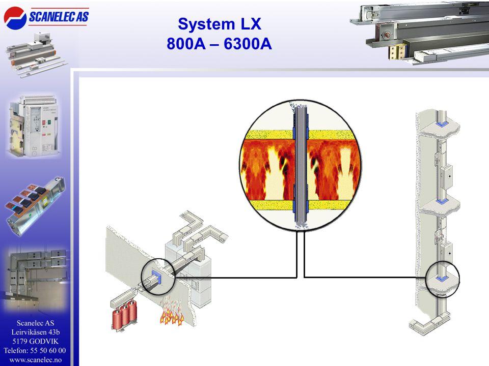 System LX 800A – 6300A