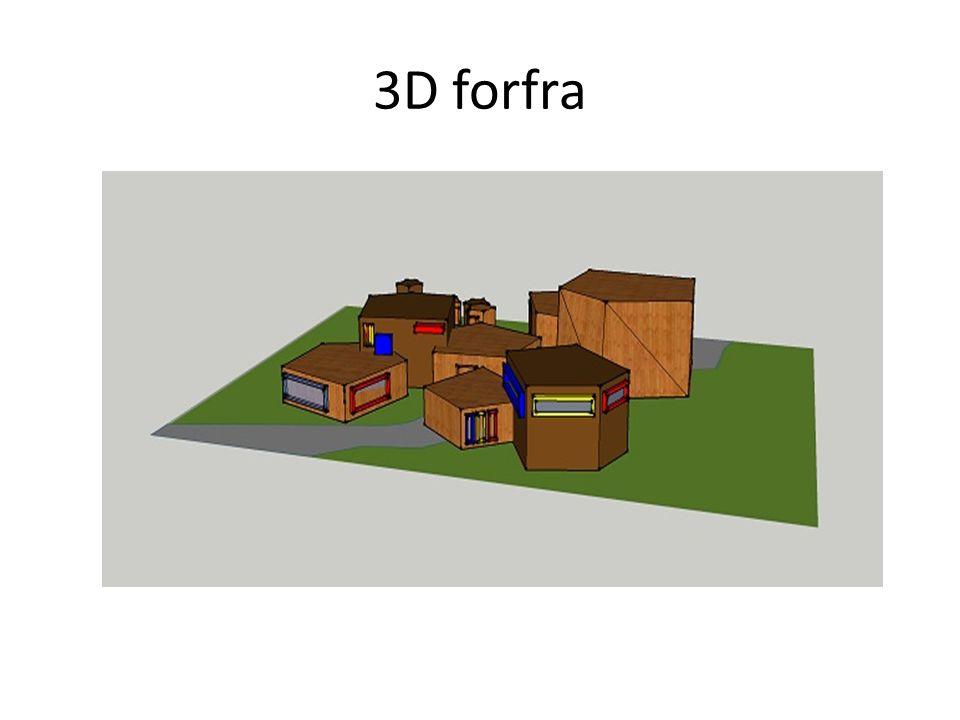 3D forfra