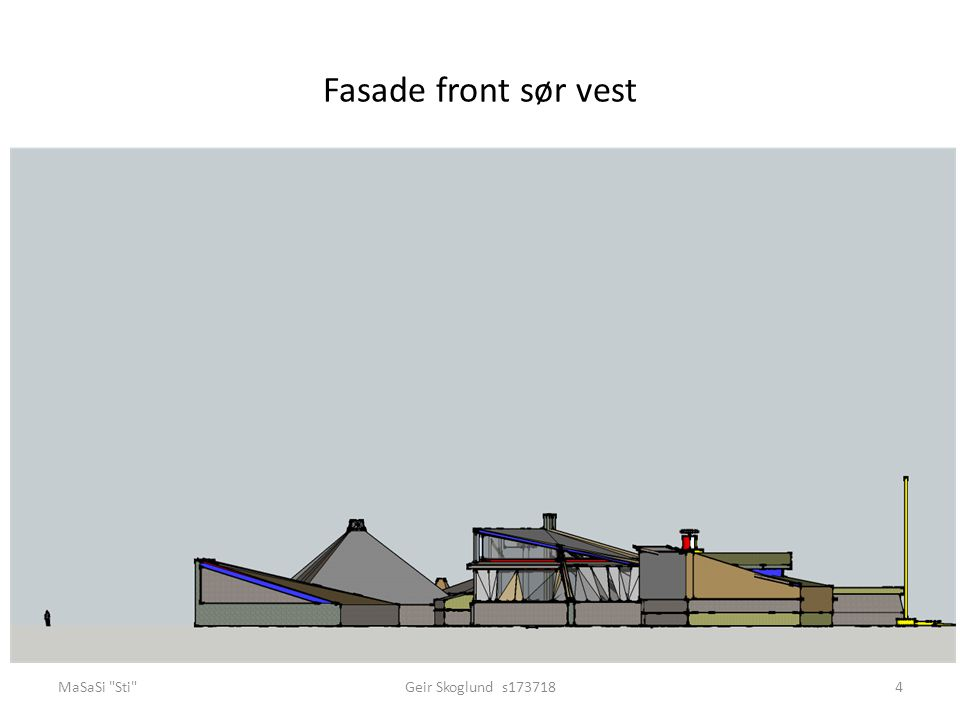 Fasade front sør vest MaSaSi Sti Geir Skoglund s1737184