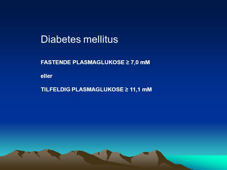 Inkretinanaloger og/eller DPP-4 hemmere: Tarmen utskiller noen hormoner når den fordøyer mat.