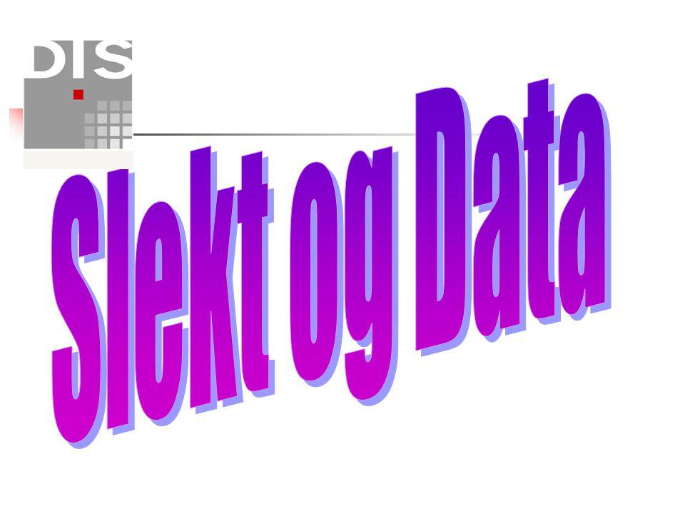 Tema (2) Folketellinger Terminologier, spesifikke historier, hvor finnes de, hva sier de, hvorfor, statistikk