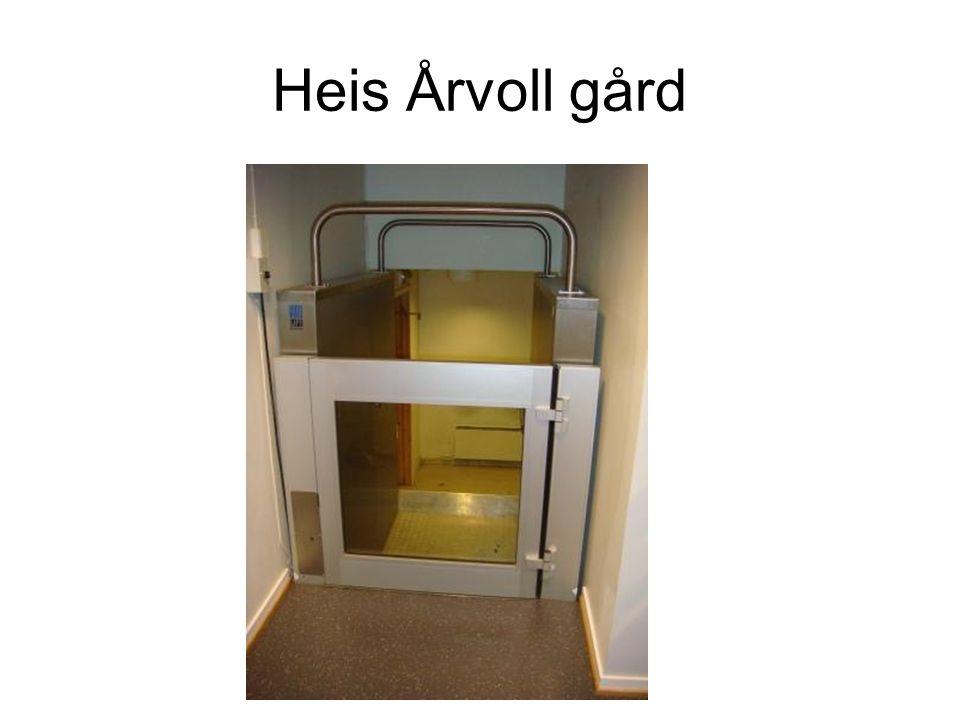 Heis Årvoll gård