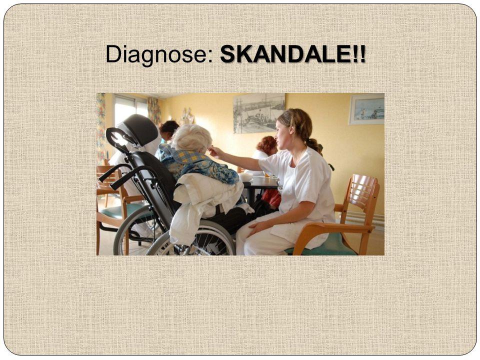 SKANDALE!! Diagnose: SKANDALE!!