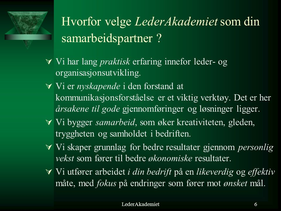 LederAkademiet7 LederAkademiet.