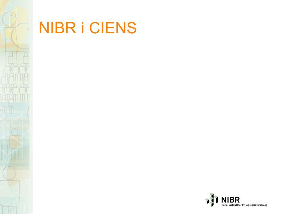 NIBR i CIENS