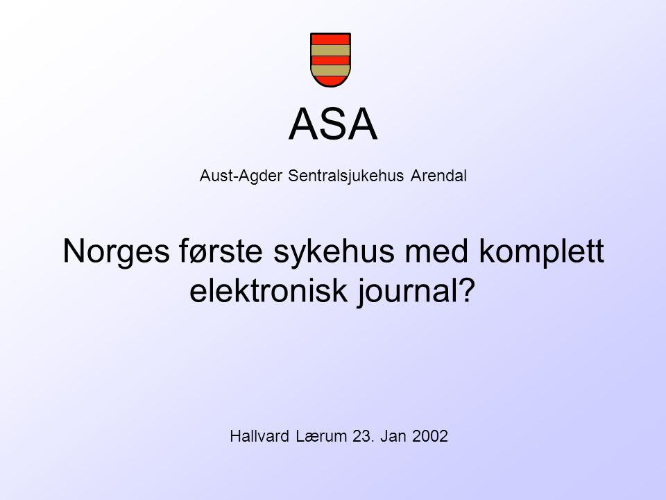 Betenkeligheter - Generelt Gerd Gulstad (IT-prosjektleder): Det er vanskelig å være først Mindre tilfredsstillende mellomløsninger Samme brukergrensesnitt for alle – mange uinteressante funksjoner å forholde seg til.