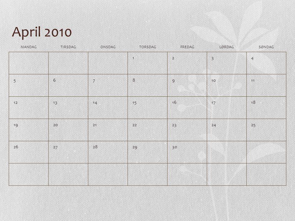 Februarplan for Neglespretten MANDAGTIRSDAGONSDAGTORSDAGFREDAGLØRDAGSØNDAG 12 3456789 10111213141516 17181920212223 24252627282930 31