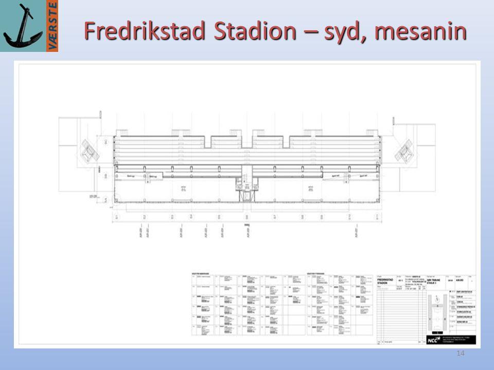 14 Fredrikstad Stadion – syd, mesanin
