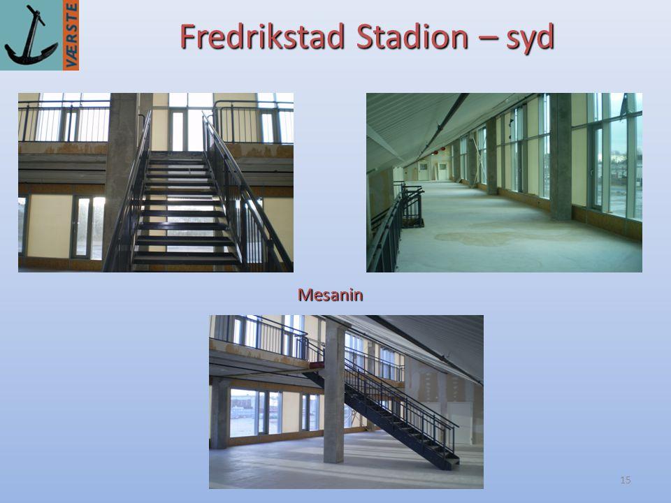 15 Fredrikstad Stadion – syd Mesanin
