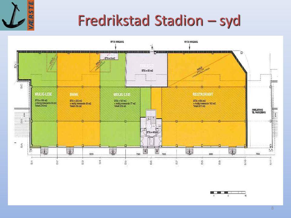8 Fredrikstad Stadion – syd