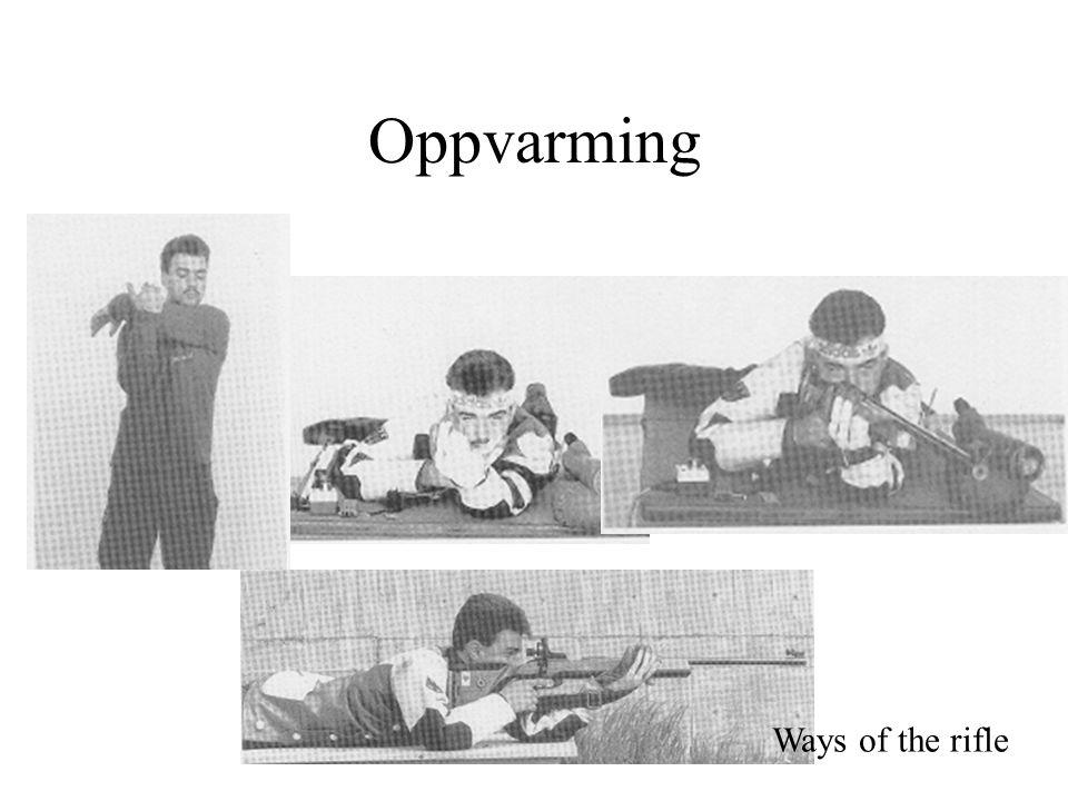 Oppvarming Ways of the rifle