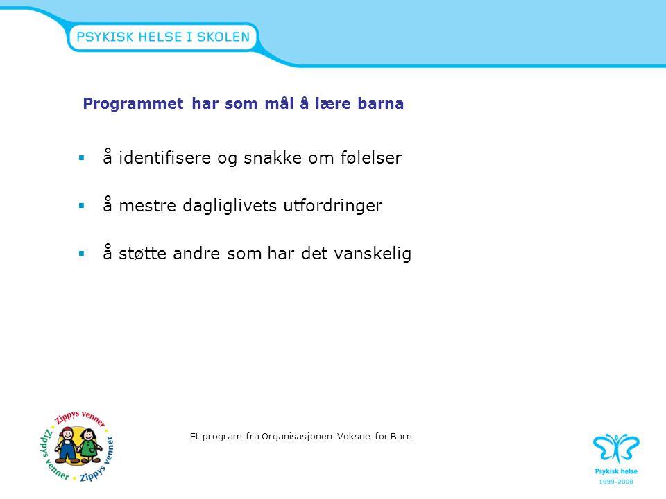 Evaluering av Zippys venner  I Danmark og Litauen 1998- 99 Brian L.