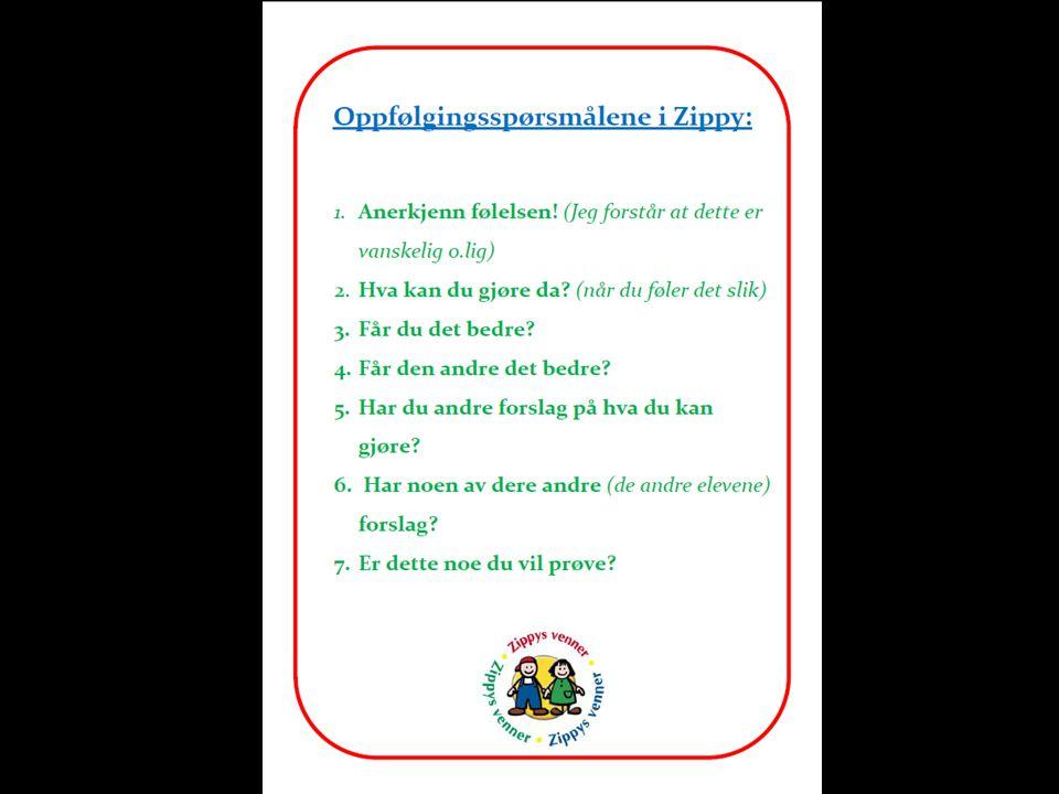 Et program fra Organisasjonen Voksne for Barn