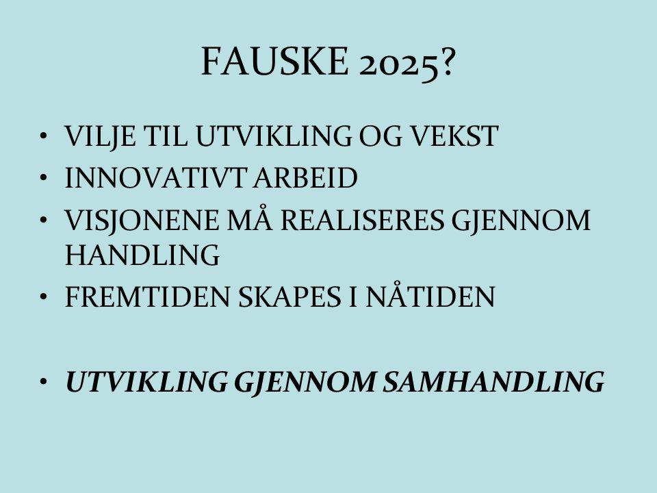 FAUSKE 2025.