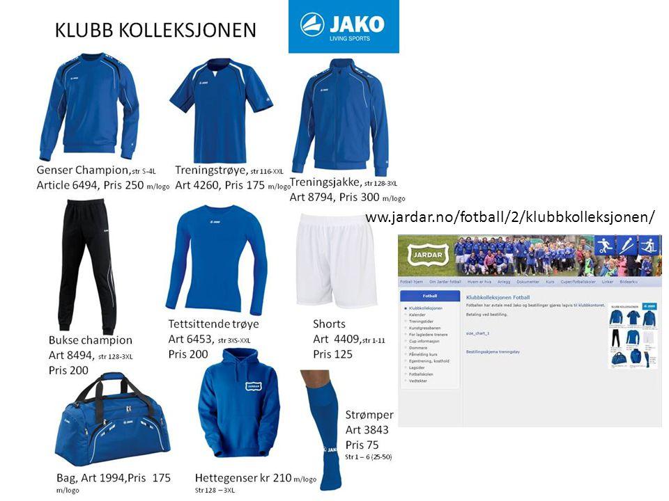 ww.jardar.no/fotball/2/klubbkolleksjonen/