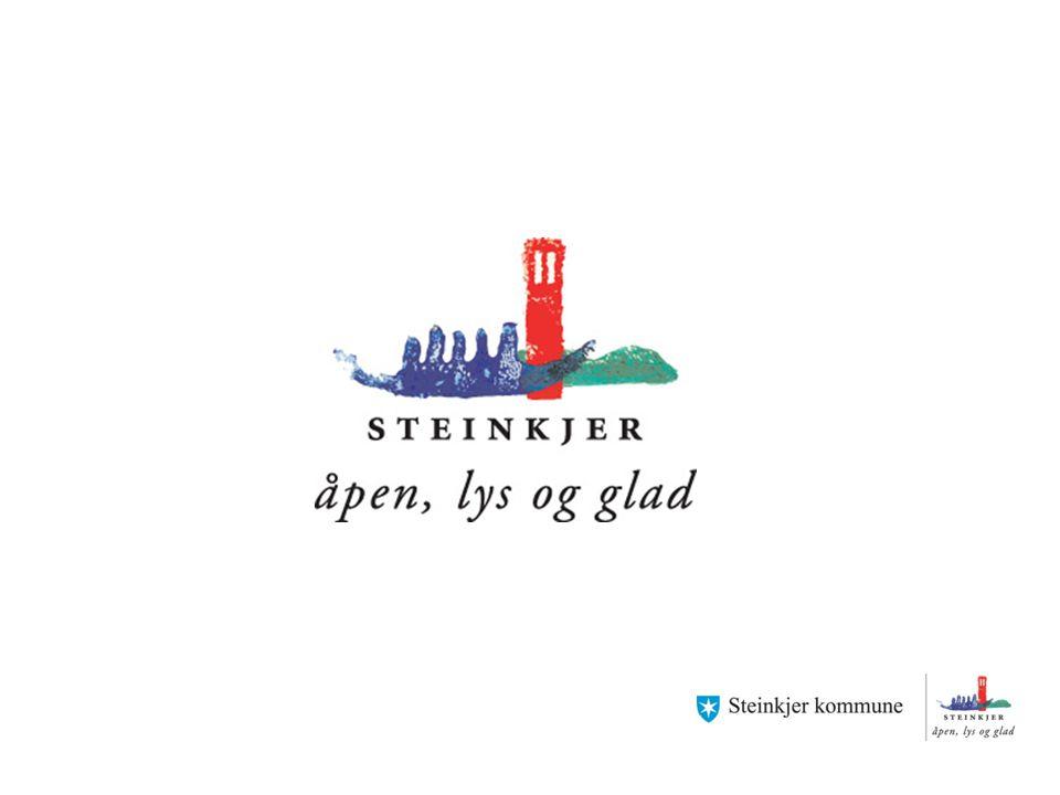 Fakta om Steinkjer Innbyggere: 21 392 (pr.