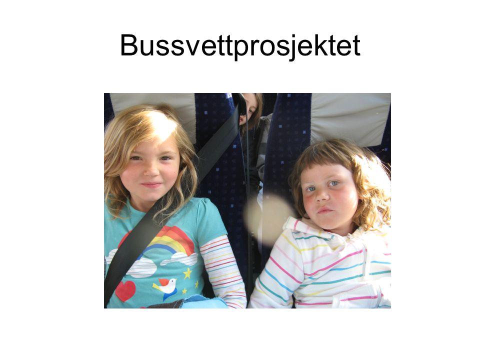 Fredag 1.oktober Skolen har invitert bussjåfører til skolebesøk fredag 1.