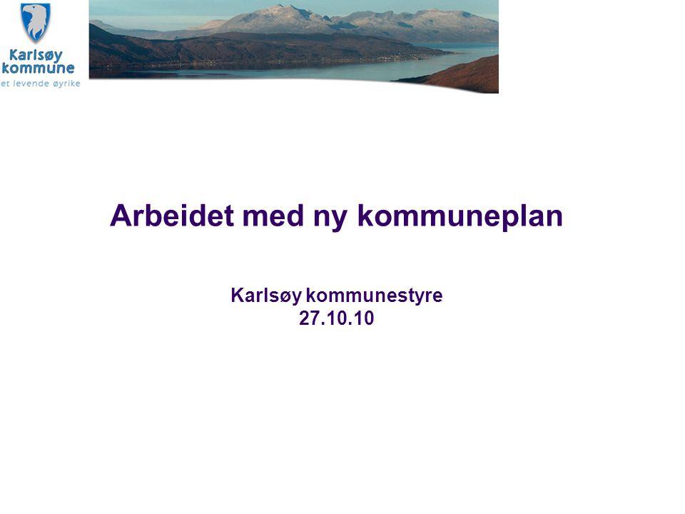Plangrunnlag Klima- og energiplan (under utarbeidelse) Trafikksikkerhetsplan 2008-2012 Kommunedelplan idrett og friluftsliv Pleie- og omsorgsplan 2008-2015 Overordnet kriseplan Landbruksplan (mangler)