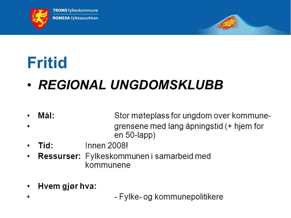 ungitroms.no URØRT I TROMS.
