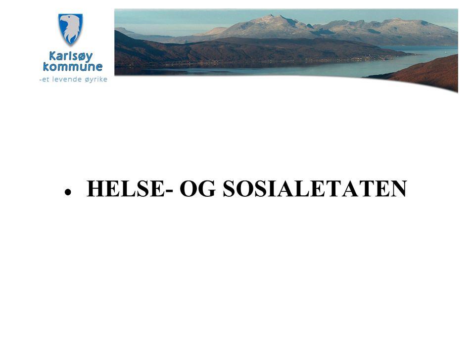 HELSE- OG SOSIALETATEN