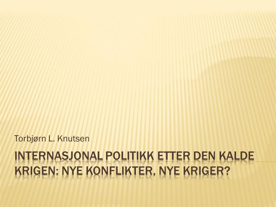 Torbjørn L. Knutsen