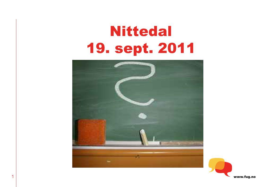 Nittedal 19. sept. 2011 1