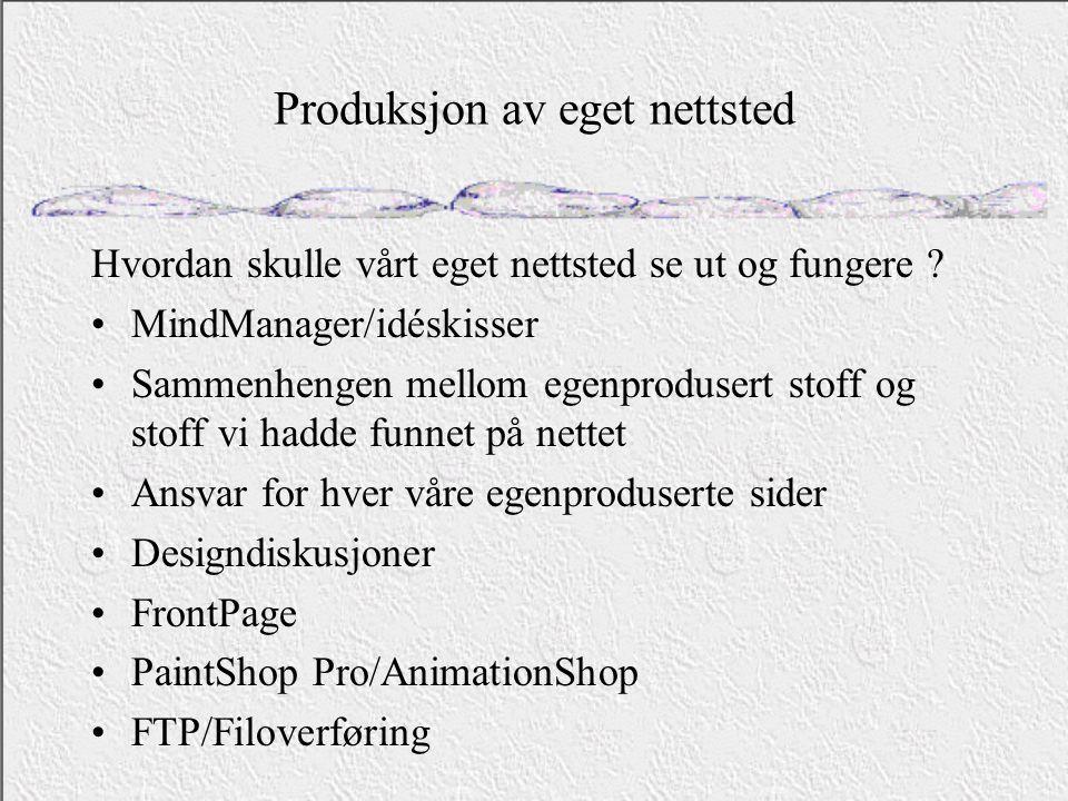 Filmvalg og problemer omkring opphavsrett LAVA Læring/Opplysningsfilm og NRK Filmjakten Problemer med tillatelse til digitalisering Nytt filmvalg/nye problemer omkring opphavsrett Filmen fra Bamblefeltet ble digitalisert