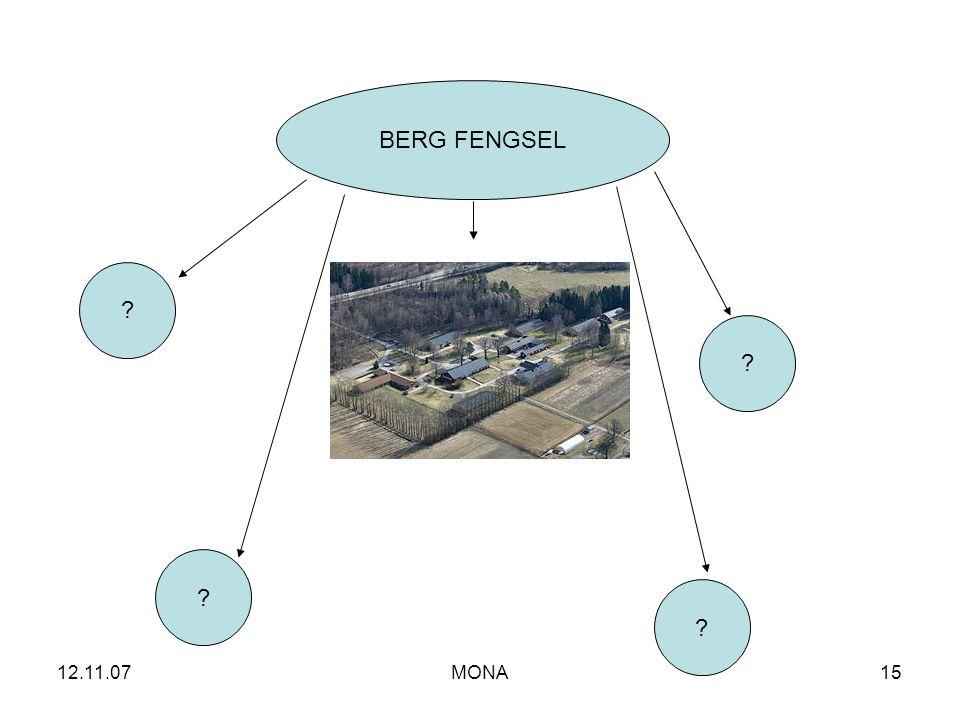 12.11.07MONA15 BERG FENGSEL ? ? ? ?