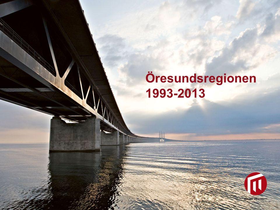 2010 05 04 Öresundsregionen 1993-2013