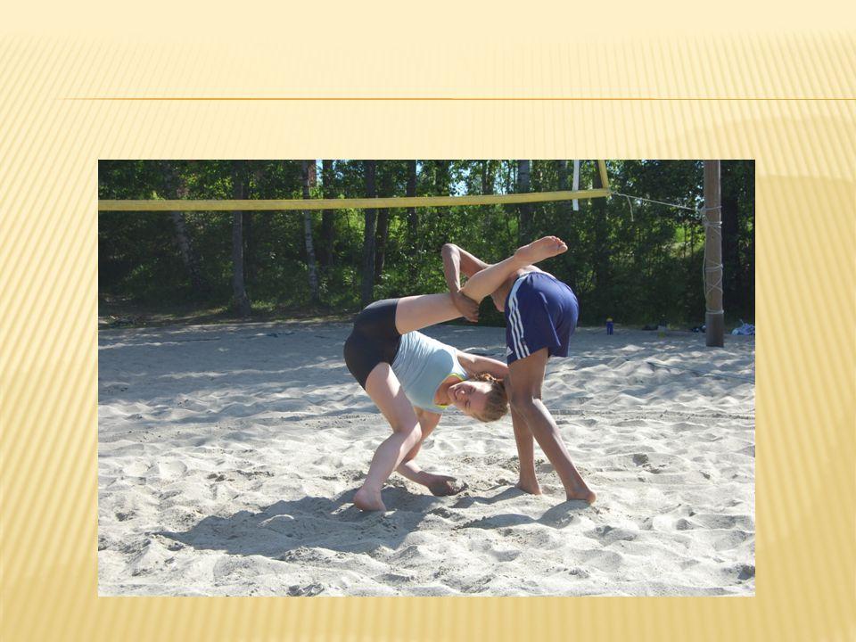  BK Atlas arrangerte norgesmesterskap i sandbryting.