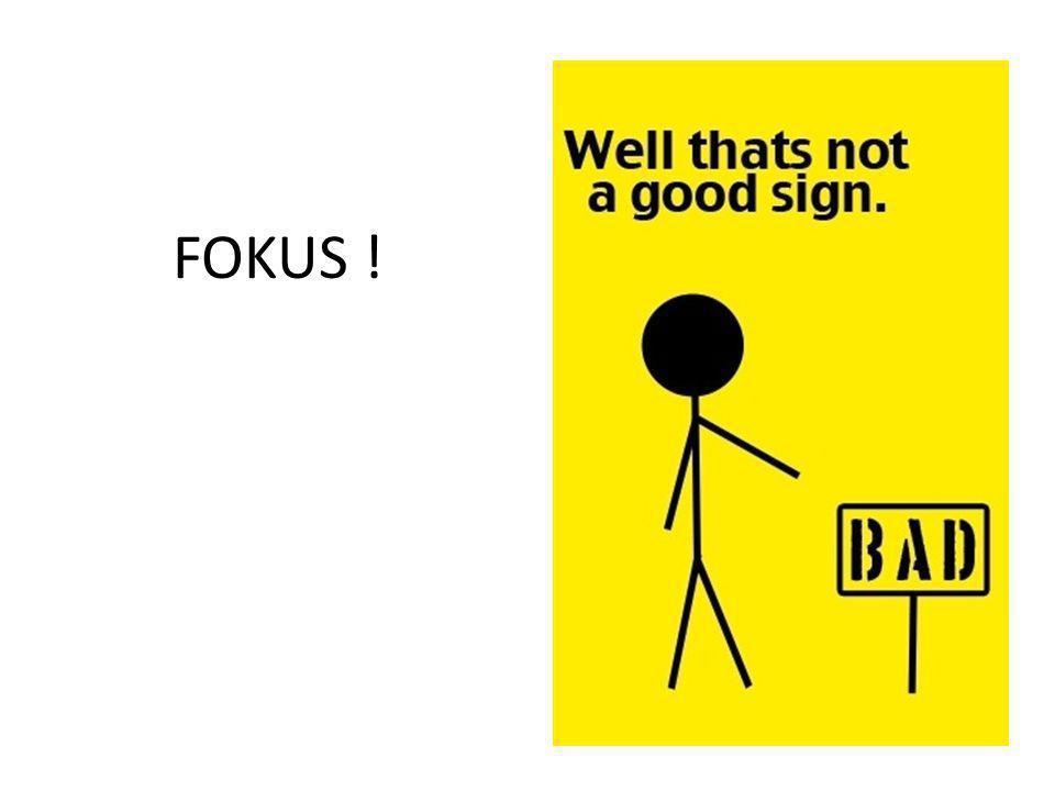 FOKUS !
