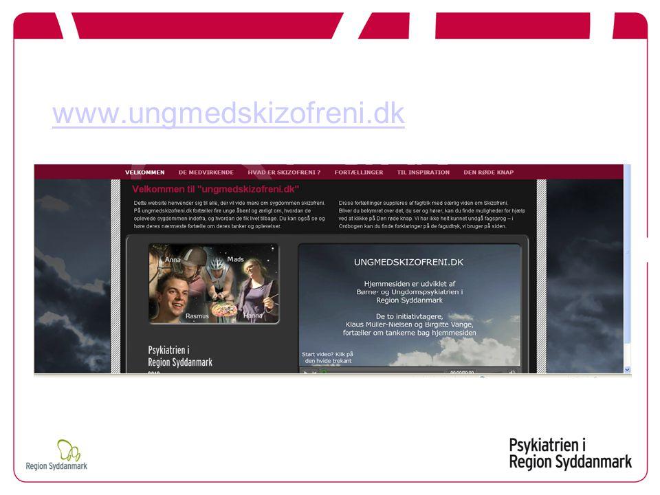 www.ungmedskizofreni.dk