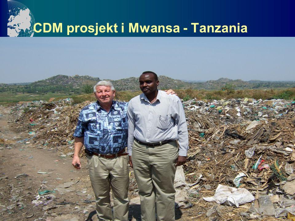 CDM prosjekt i Mwansa - Tanzania 12