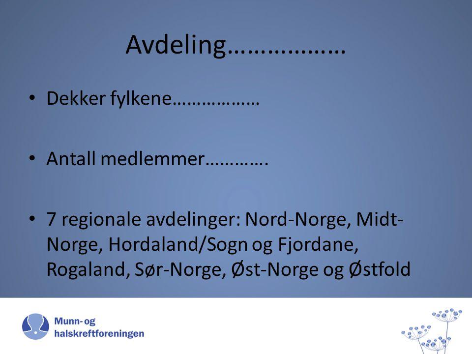 Økonomi og administrasjon Årlig omsetning ca.